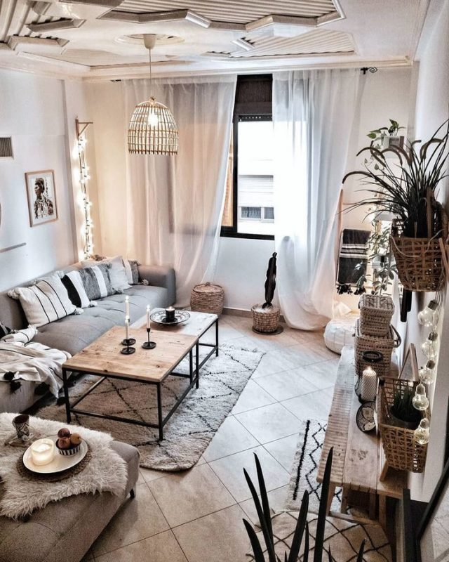 19 Super Cozy Boho Living Room Ideas You Ll Love Her Blissful Life